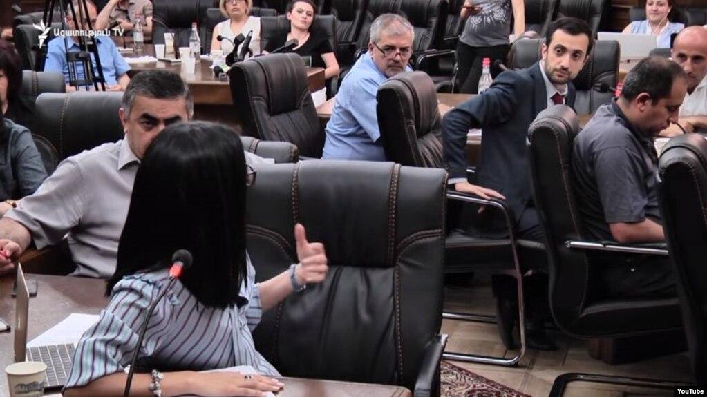 Высказывания вице-спикера НС во время обсуждения поправок в ИК вызвали большой шум
