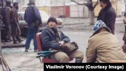 Соьлжа-ГIалахь тIом, Воронов Владимиран сурт
