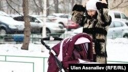 Москвадагы мигранттар