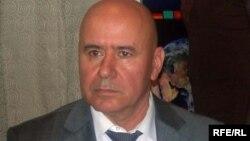 Генерал Абдулло Назаров, бывший таджикский оппозиционер и полевой командир.