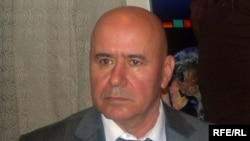 Тәжікстан мемлекеттік ұлттық қауіпсіздік комитетінің генералы Абдулло Назаров. 3 қараша 2009 жыл.