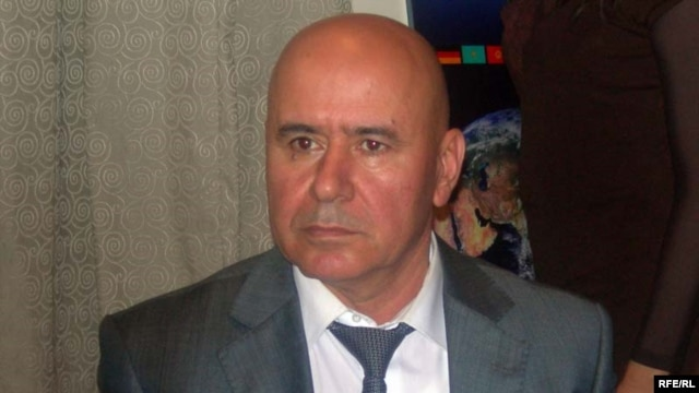 Tajik security official Abdullo Nazarov