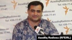 Azerbaijan - Magsud Mahmudov, businessman