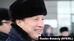 Адильбек Джаксыбеков, аким города Астаны.
