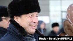 Астана әкімі Әділбек Жақсыбеков. 2015 жылдың ақпаны.