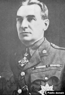 Colonelul Joseph W. Boyle