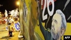 Новогодний карнавал в Сантьяго-де-Куба