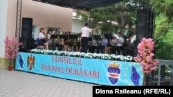 Orchestra locală de la Coșnița