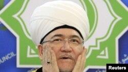 Оьрсийчоь -- Оьрсийчоьнан муфтийн кхеташонан гулам хилла Москох. Цигахь юха а цу кхеташонан гIантда хаьржина Гайнутдин Равиль.