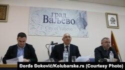 Milorad Ilić (u sredini): Ja sam tako odlučio