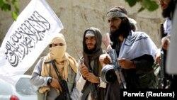 ارشیف، یو شمېر وسلهوال طالبان