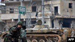 """Portparol pobunjeničke grupe """"Džaiš el Nasr"""" Mohamed Rašid tvrdi da su vladine snage prekršile primirje"""