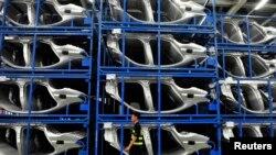 چین بزرگترین تولیدکننده قطعات خودرو در جهان است