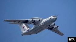 Руски разузнавателен самолет А-50