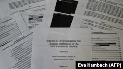 Pagini din raportul dat publicității la Washington