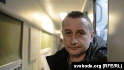 Сергій Жалан виїжджає з Мінська після анулювання заборони в'їзду в Білорусь