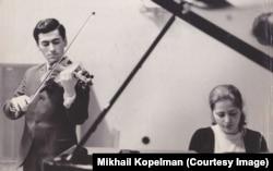 Михаил Копельман