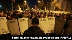 La protestele de astăzi de la Kiev