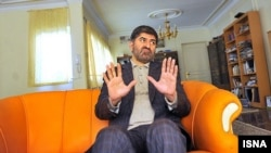 Outspoken Iranian parliamentarian Ali Motahari