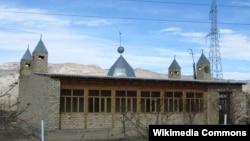 Мечеть в селе в Узбекистане. Иллюстративное фото.
