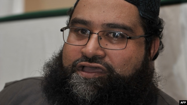 Tahir Ashrafi, head of the All-Pakistan Ulema Council