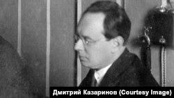 Пантелеймон Казаринов, 1930-й год