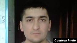 Экстрадированный из России гражданин Таджикистана Фарход Назаров.
