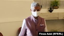 اس جی شنکر وزیر خارجه هند