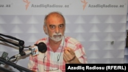 Азербайджанский политолог Хикмет Гаджизаде