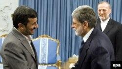 سلسو آموریم (راست)، وزیر امور خارجه برزیل، هفته گذشته در تهران با مقامات جمهوری اسلامی دیدار کرد
