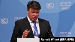 Генералниот секретар на Светската метеоролошка организација, Петери Таалас