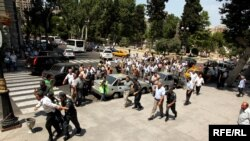 «Azadlıq» blokunun 19 iyun aksiyası