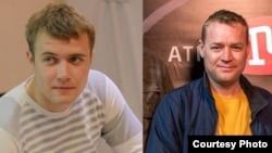 Sergey Mokruşin ve Vladlen Melnikov