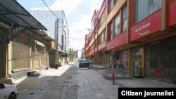 ۲۳ روز از اعتصاب مغازهداران و کسبه شهر بانه میگذرد.