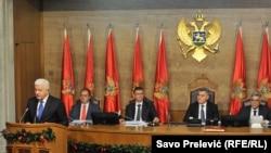 Vlada Duška Markovića je priznala da je budžet u krizi
