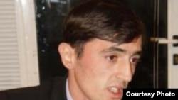 Председатель молодежной организации партии Мусават Турал Аббаслы