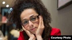 مسیح علینژاد ادمین صفحه «آزادیهای یواشکی» در فیس بوک