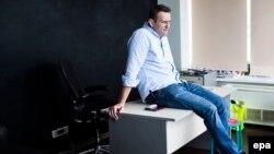 Алексей Навальный в штабе