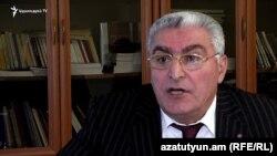 Կրթության ազգային ինստիտուտի տնօրեն Նորայն Ղուկասյան