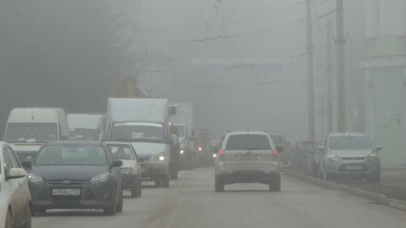 Погода в Крыму: в первый день зимы до +12 градусов и туман