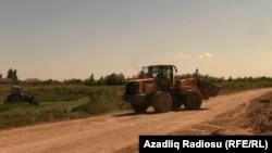 Ələt-Astara yolunun çəkilməsi
