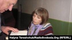 Лариса Лісовська-Янг, дочка письменника Юрія Горліса-Горського
