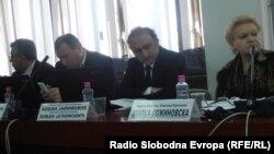 Седница на советот на Општина Куманово
