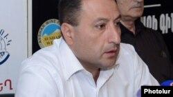 Адвокат Айк Алумян (архив)