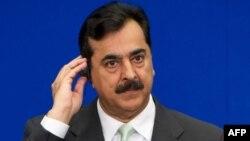 Пәкістан премьер-министрі Юсуф Раза Гилани.