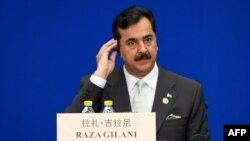 Пакистанський прем'єр Ґілані вважає справу, порушену проти нього, політично вмотивованою