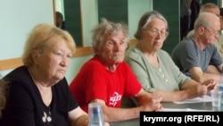 Участники тренинга