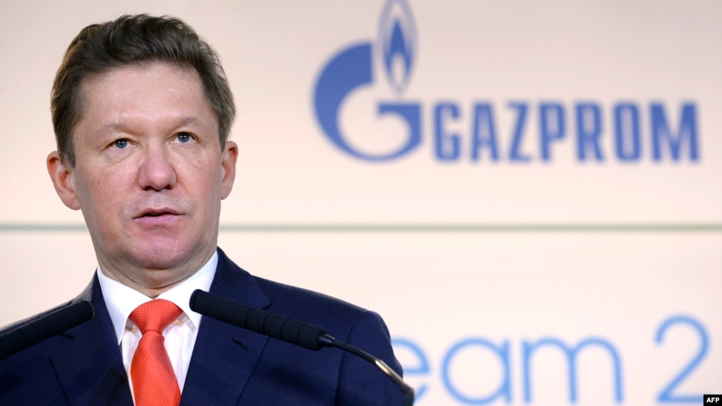"Gazprom CEO Aleksei Miller: ""We can expect new records this year."""