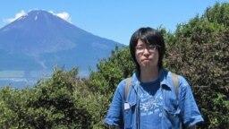 Japan -- Yuto Hushiyama. Student. University of Foreign Languages. Yuto is studying the Tatar language, 31Jul2012