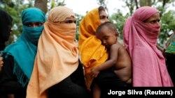 Мусульмане-беженцы рохинджа в Бангладеш